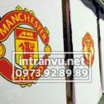Hình in logo Manchester United