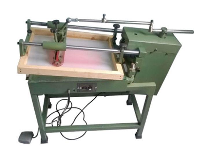 Mực in lụa dành cho máy in lụa đơn giản