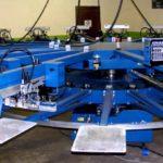 Mực in lụa dùng cho máy in lưới
