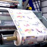 Máy in offset trên kim loại và máy in offset trên giấy
