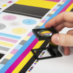 Phối màu hấp thụ trong in ấn