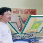 Trung tâm dạy nghề in lụa Trần Vũ