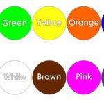 Ý nghĩa của màu sắc sử dụng trong in ấn